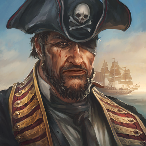 logo com.HomeNetGames.Pirates APK Android